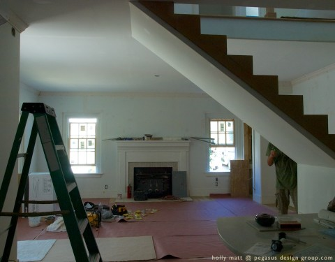 Southern Pines Cottage Restoration
